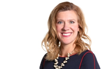 Melissa Beltrame, Senior Vice President and Chief Marketing Officer for the Lead Bank community in Kansas City