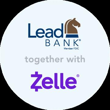 Lead Bank and Zelle