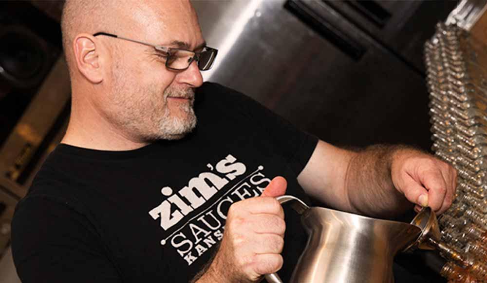 Todd Zimmer of Zim