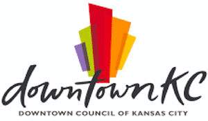 Downtown KC the Downtown council of Kansas City logo