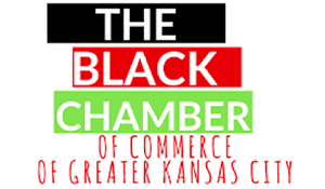 The Black Chamber of Commerce of greater Kansas City logo