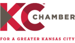 The KC Kansas City Chamber for a Greater Kansas City logo